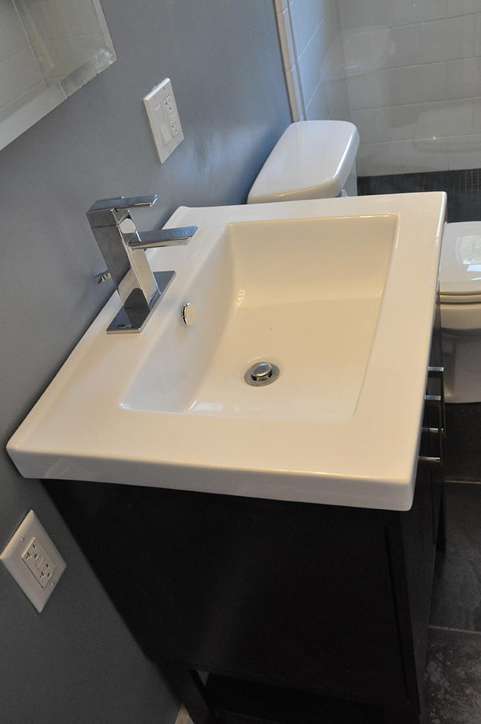 Sink + Faucet
