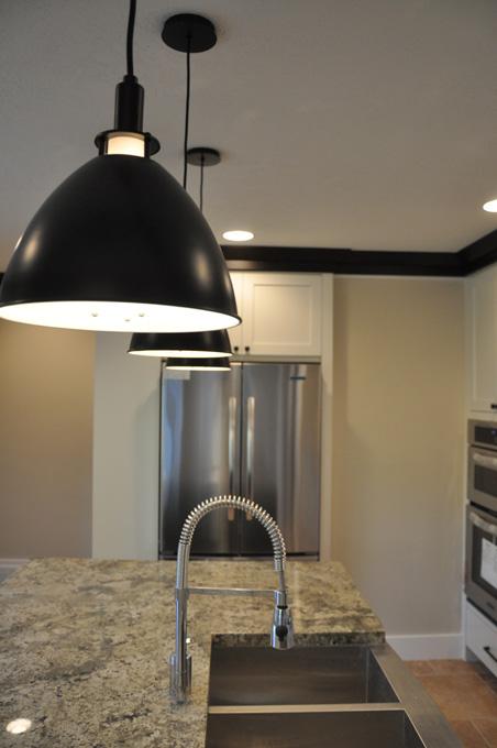 Kitchen + Lighting