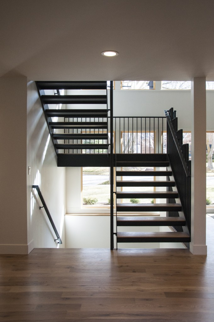 Stair View 1