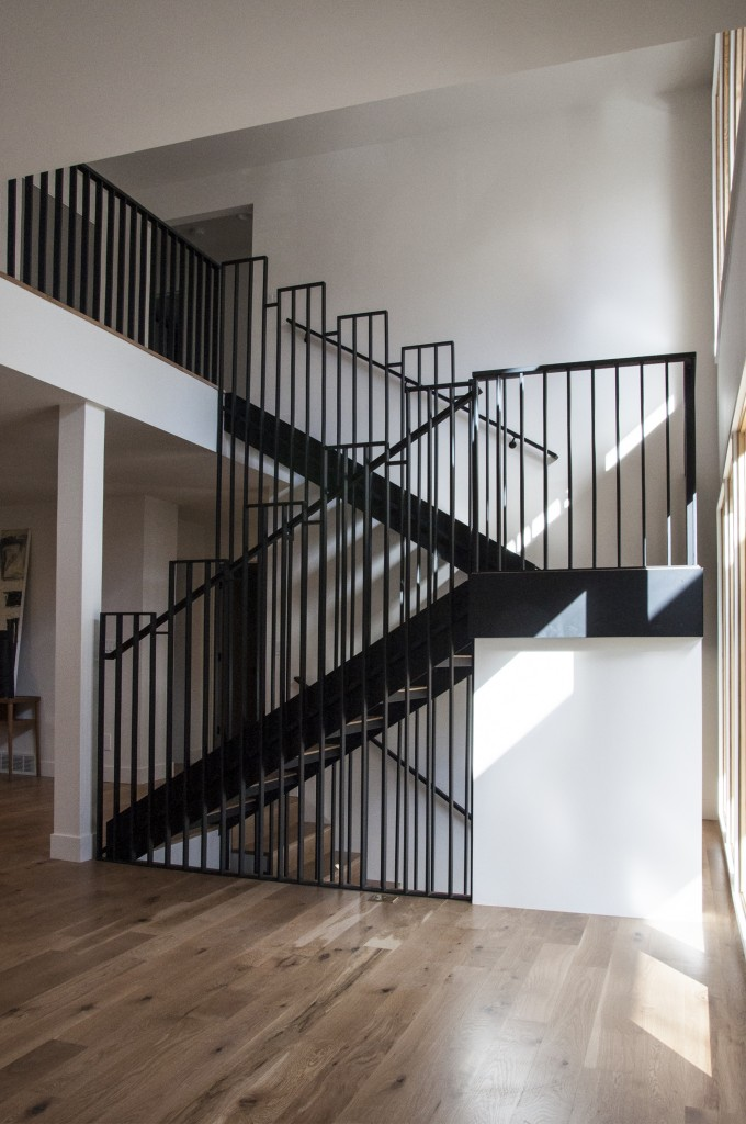 Stair View 2