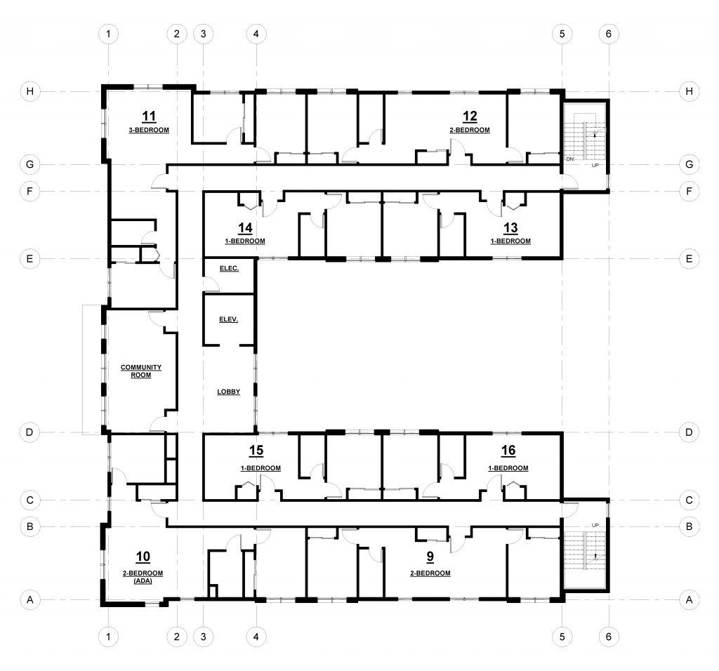 B_Floor Plan