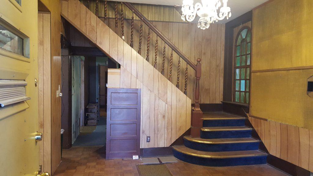 Existing Interior