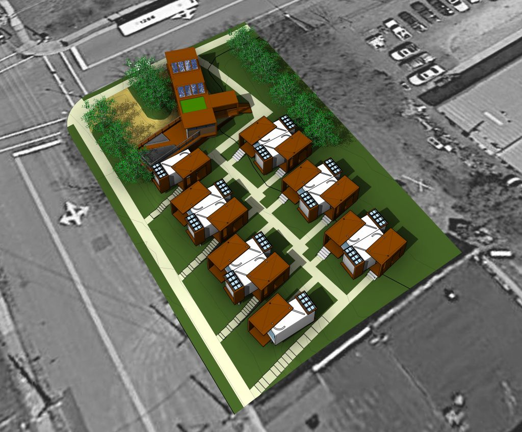 Tiny Home Community Process Studio Pllc